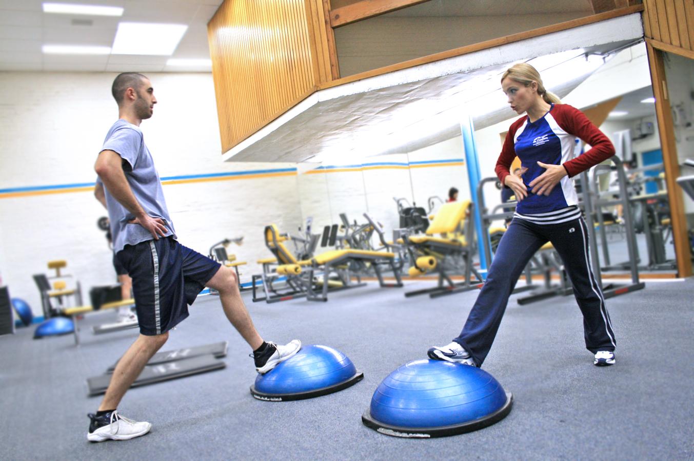 Физическая реабилитация и лечебная физическая культура