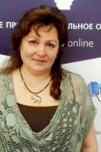 Шлюбуль Елена Юрьевна