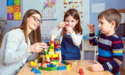 Дошкольная педагогика. Воспитание и развитие детей в ДОО