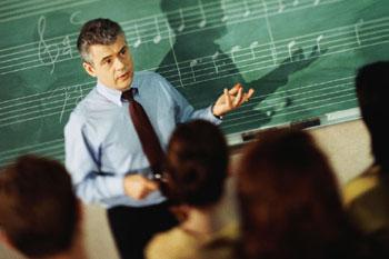 Преподаватель музыки в условиях реализации ФГОС