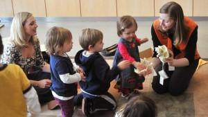 Организация и содержание деятельности младшего воспитателя в условиях реализации ФГОС ДО