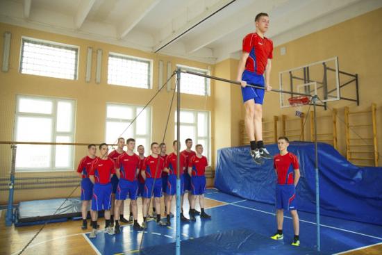 Физическая культура в образовательных организациях в условиях реализации ФГОС