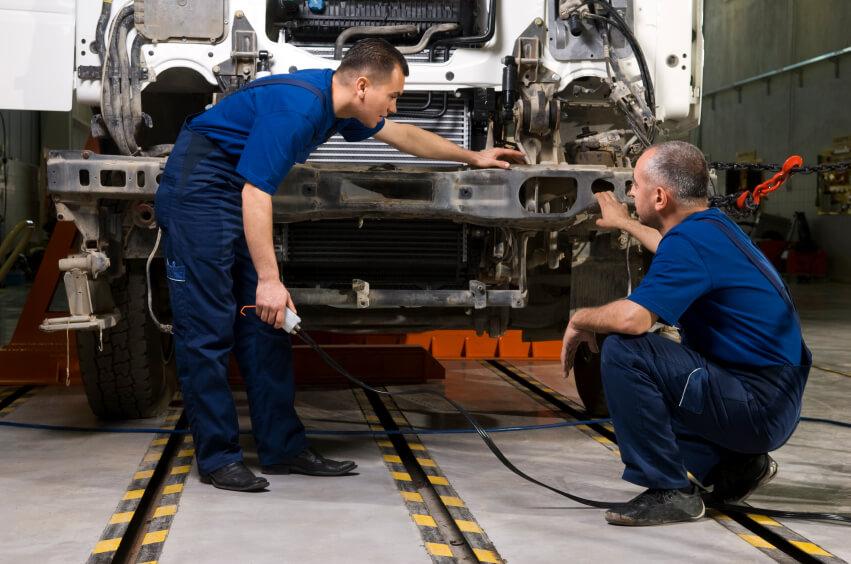 Управление на предприятии по ремонту и обслуживанию автомобильного транспорта