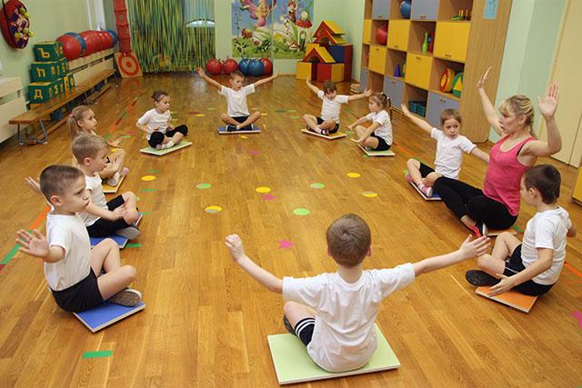 Физическая культура и спортивная работа в организациях дошкольного образования в условиях реализации ФГОС