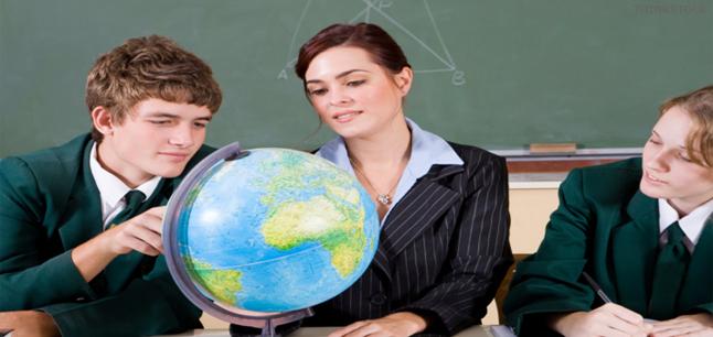 Преподаватель географии в условиях реализации ФГОС