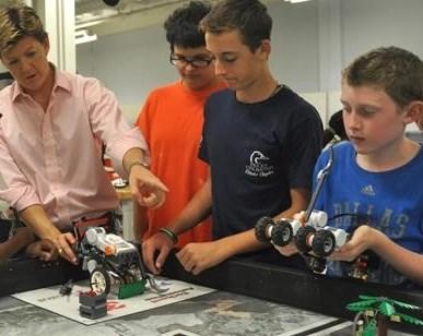 Преподавание курса робототехники в образовательных организациях