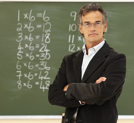 Учитель математики в условиях реализации ФГОС / Учитель математики