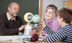 Учитель астрономии