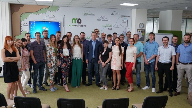 Презентация проекта Центр DPO.ONLINE_