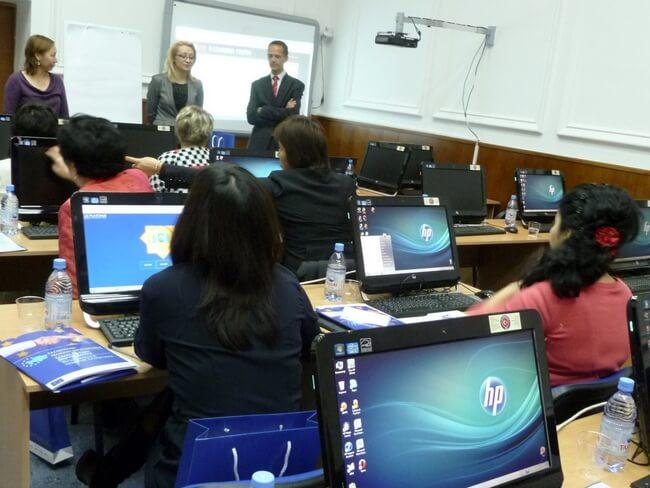 Педагогические технологии электронного обучения и обучения с применением дистанционных образовательных технологий