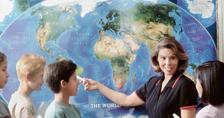 Современные методики преподавания в образовательных организациях в условиях реализации ФГОС. География