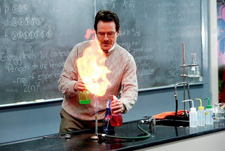 Преподаватель химии в условиях реализации ФГОС