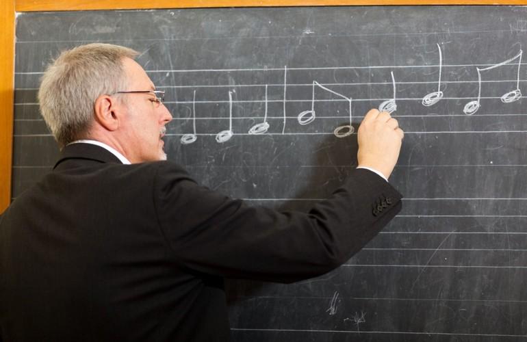 Учитель музыки в условиях реализации ФГОС
