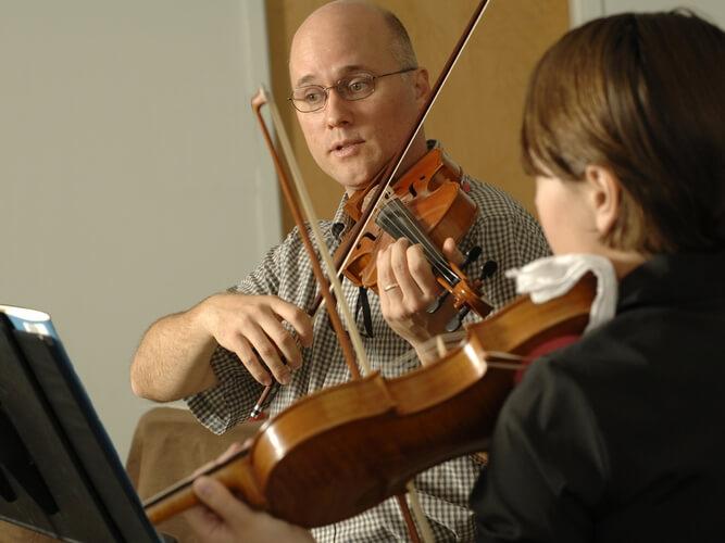 Совершенствование профессиональной компетентности учителя музыки в условиях реализации ФГОС