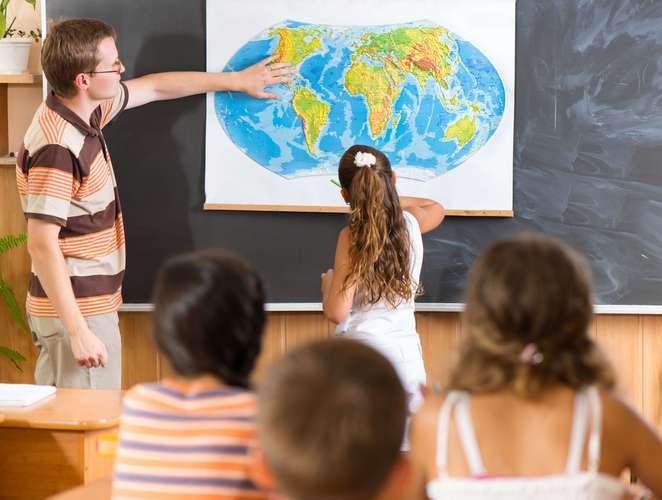 Совершенствование профессиональной компетентности учителя географии в условиях реализации ФГОС
