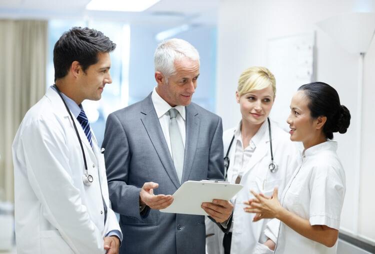 Менеджмент в здравоохранении