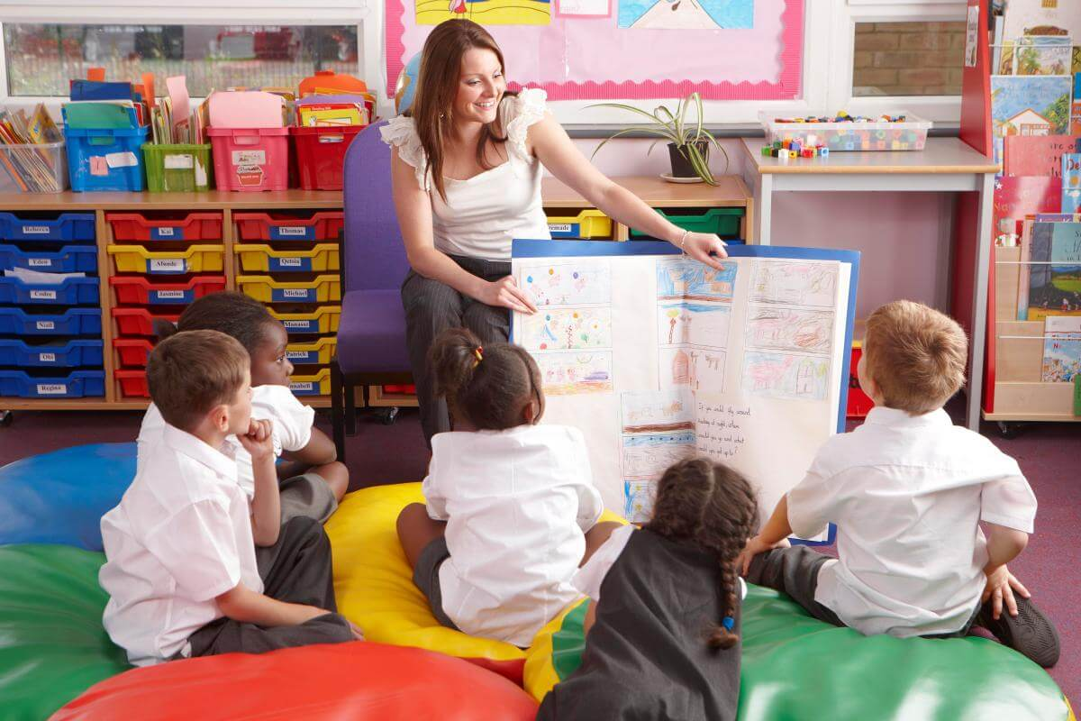 Воспитание детей в образовательных и иных учреждениях