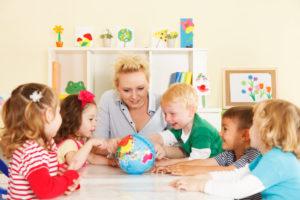Воспитатель групп раннего развития