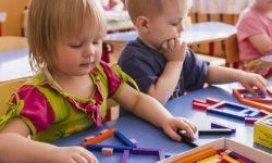 Математическое моделирование с дошкольниками