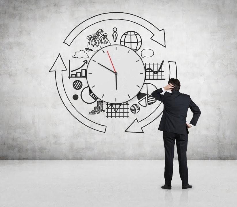 Вебинар: Инструменты планирования времени. Проблемы планирования времени