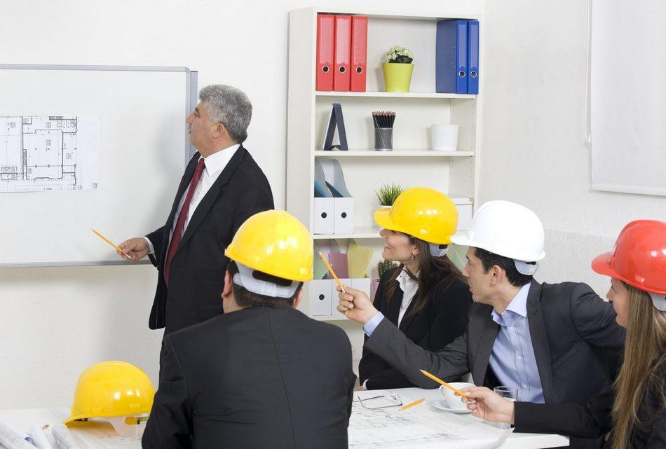 Охрана труда работников организаций