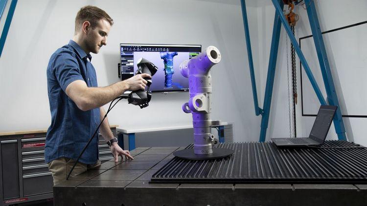 Вебинар: «Практический опыт 3Д сканирования крупногабаритных объектов с применением ручных сканеров Creaform и систем фотограмметрии» IV квартал 2020 г
