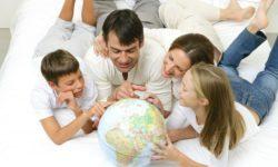 Организация семейного воспитания детей