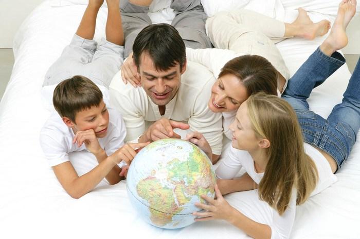 Организация семейного воспитания детей раннего и дошкольного возраста не посещающих ДОУ