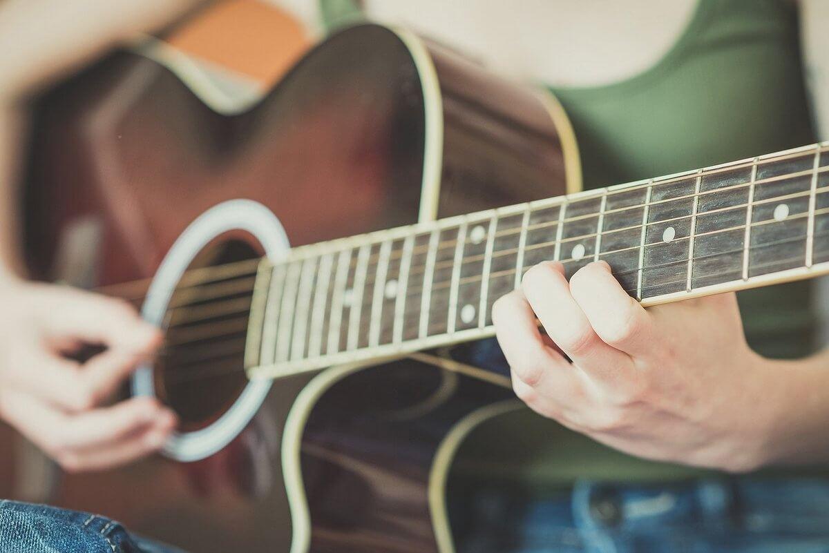 Педагог дополнительного образования. Гитара