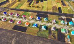 поддержка комплексного развития сельских территорий