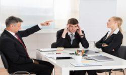 Специфика работы с конфликтами в сфере образования